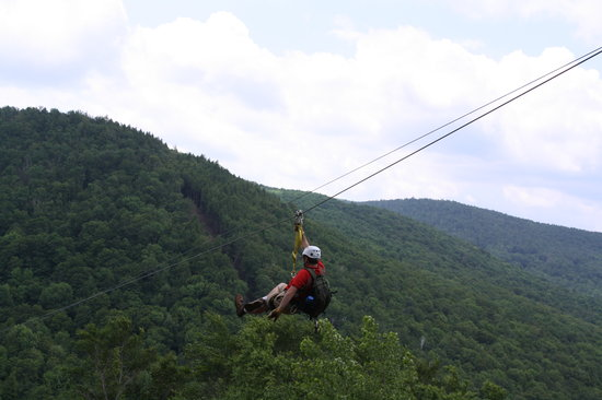 Berkshire East Canopy Tours