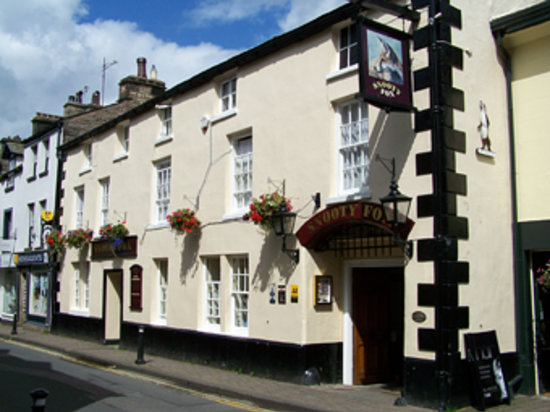 SNOOTY FOX Tavern (Kirkby Lonsdale, United Kingdom) - Inn Reviews ...
