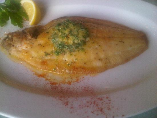 Mannings Hotel: Yummy Lemon Sole