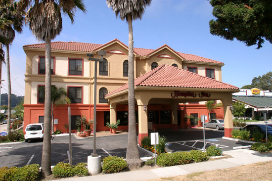 Hampton Inn Santa Cruz
