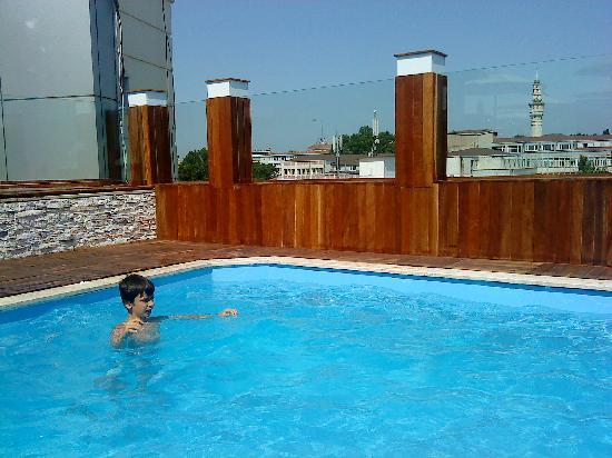 Klas Hotel: Swimmingpool