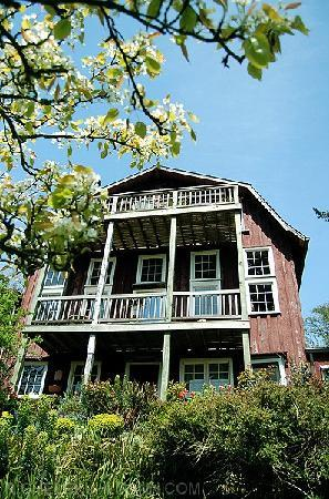 Vashon, WA: Rest your senses at our historic, picturesque farm...