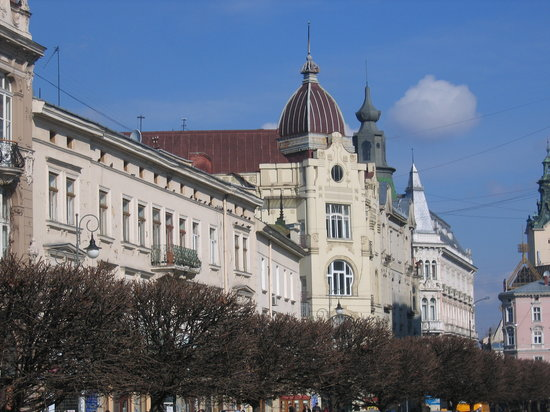 Hotels Lviv