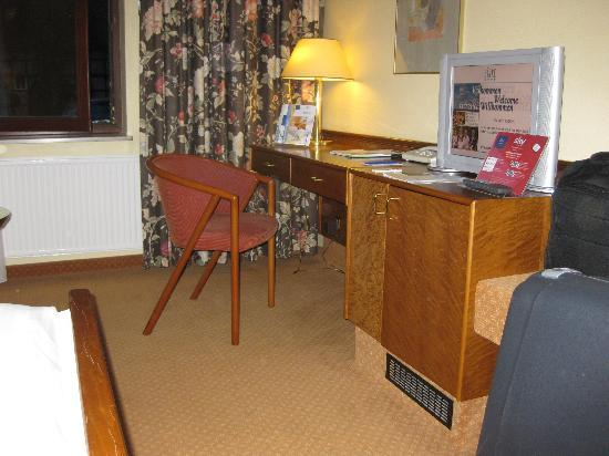 Ringhotel Birke: Desk-area