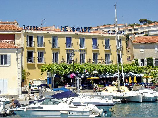 Hotel le golfe cassis france hotel reviews tripadvisor for Cassis france hotels