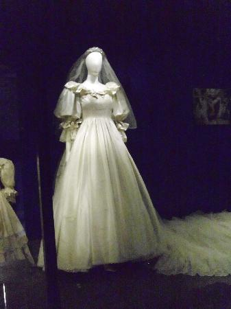 Northamptonshire, UK: THE wedding dress