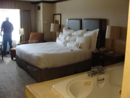Ameristar Casino Hotel Council Bluffs: Room 414. Like this photo?