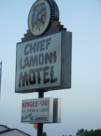 Photo of Chief Lamoni Motel
