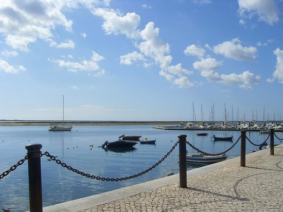 Attracties in Olhao