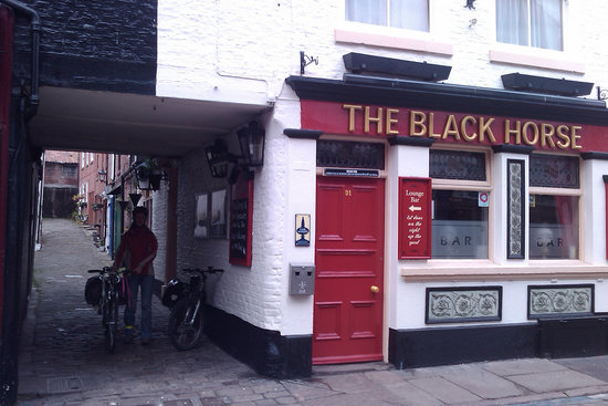 ‪The Black Horse Inn‬