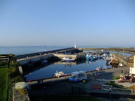 Seahouses, UK: The view