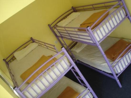 Piccadilly Backpackers Hostel : habitaciones