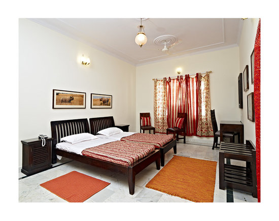 Pratap Bhawan: Red room