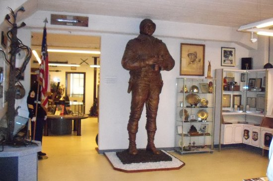 General Patton Memorial Museum Ettelbruck Luxembourg