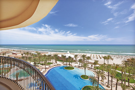 Moevenpick Resort &amp; Marine Spa Sousse: Moevenpick Sousse Face Mer