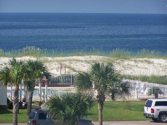 Gulf Shores Plantation: View from our balcony