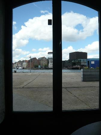 Noma: view from our table