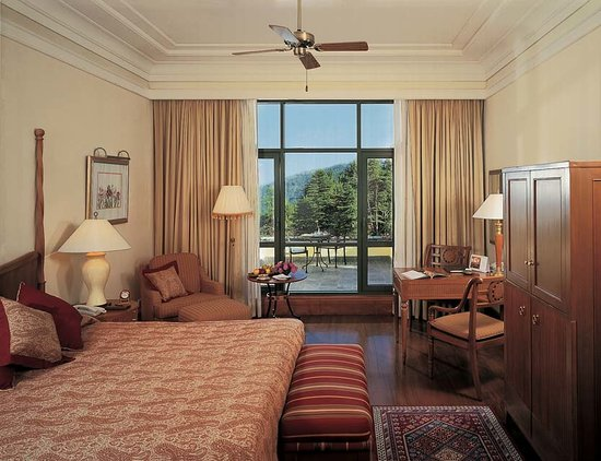 Photo of Wildflower Hall, Shimla In The Himalayas Mashobra