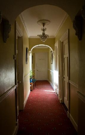 The Castle Country House: Our room at the end of the hall