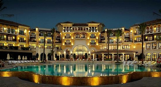 Torre-Pacheco, Espagne : InterContinental Mar Menor Golf Resort & Spa