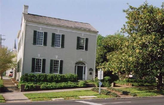 Columbia, TN: President James K. Polk's Ancestral Home