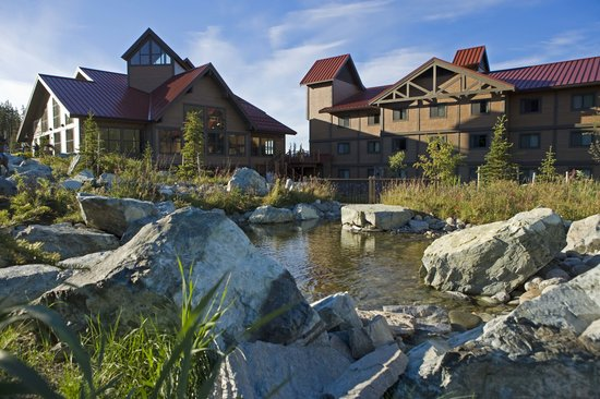 ‪Denali Princess Wilderness Lodge‬