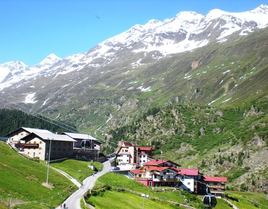 Obergurgl attractions