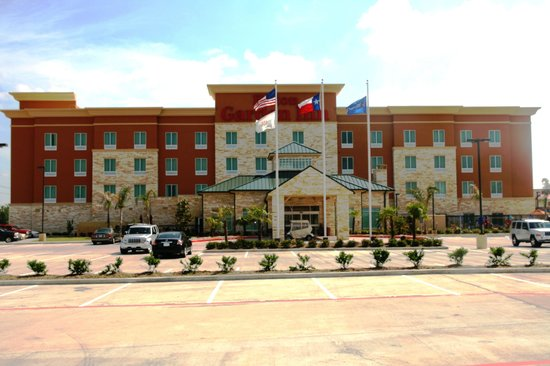 Hilton Garden Inn Houston West Katy Mills: A beautiful view of our NEW property!