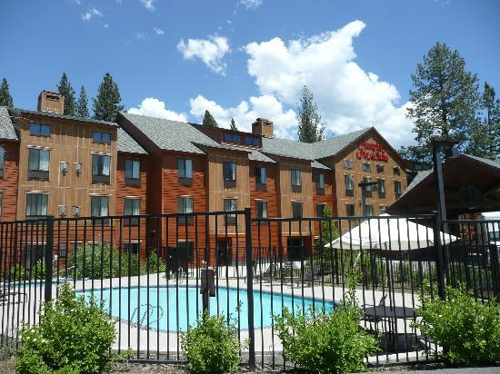 Truckee, CA: The hotel