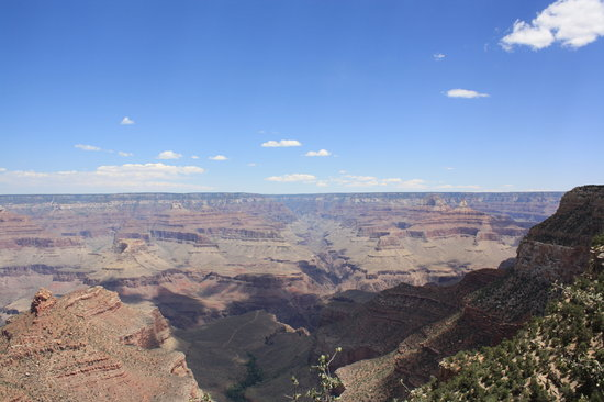 Silver Spur Tours - Day Tours: Grand Canyon Stop 1