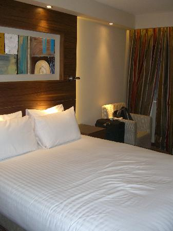 Regency Hotel - Queen's Gate: Club Room doublebed