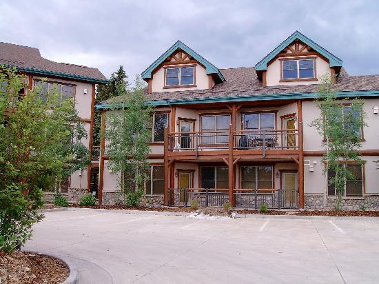 The Corral at Breckenridge: The south Corral Condo complex