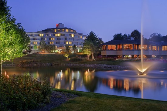Hilton Chicago/Indian Lakes Resort: Hilton Chicago Indian Lakes Resort