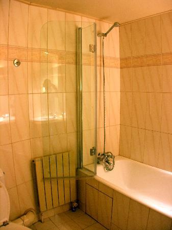 Hotel de France Invalides: Shower