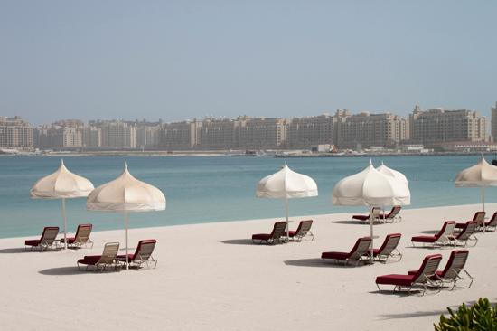 One&amp;Only Royal Mirage Dubai: beach