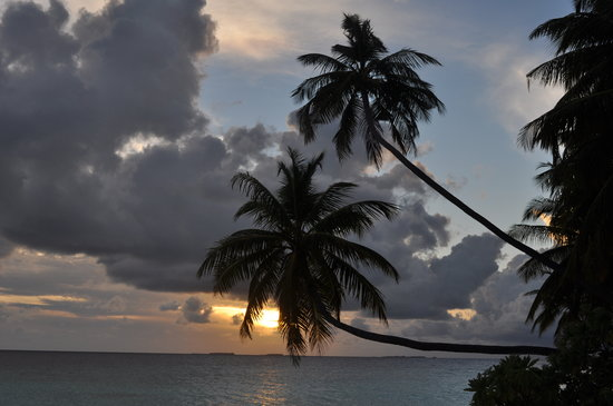Zuid Male Atoll: Sunrise