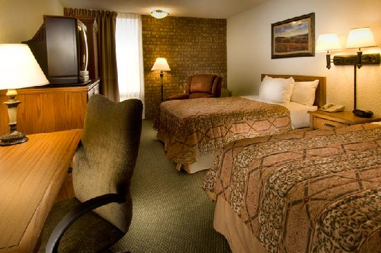 Drury Inn & Suites Austin North: Double Room
