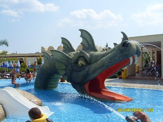 Golden Sands, Bulgaria: Aquapolis waterpark