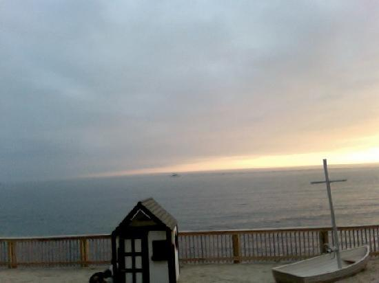 Montauk Soundview Resort Hotel: perfect sunsets