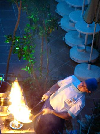 Liberty Hotels Lara: Chef on Gala night