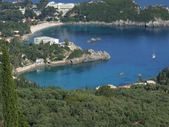 Hotel Costas Golden Beach: paleokastritsa