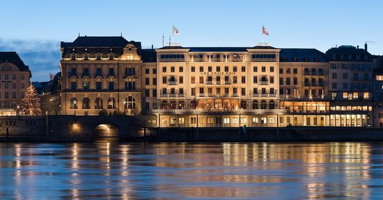 Photo of Grand Hotel Les Trois Rois Basel