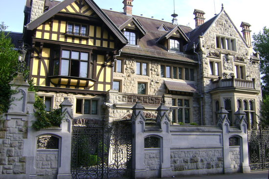Zurich Villa Egli