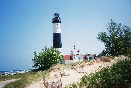 Ludington, MI: Big Sable Lighthouse