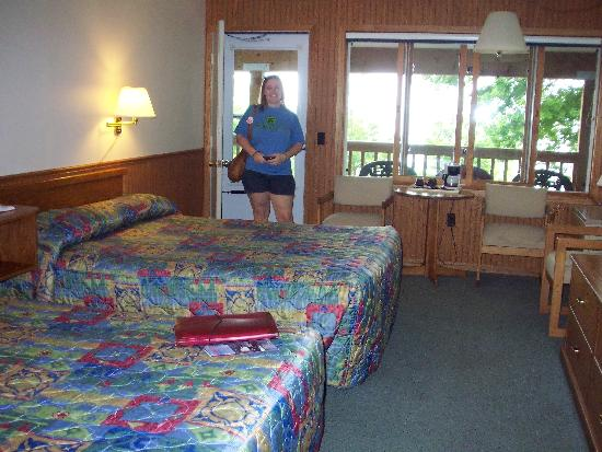 Bayfield, Wisconsin: room