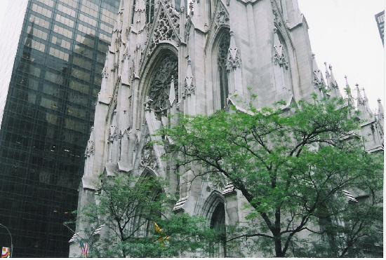 New York City, NY: Cathedral S. Patricio