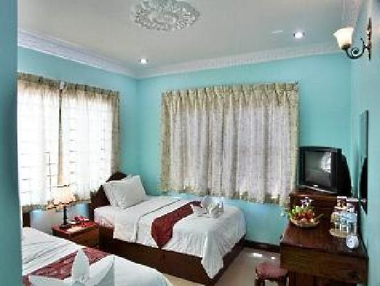 Hotel 89 Angkor: Twin room