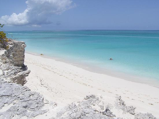 Providenciales: Big Water Cay