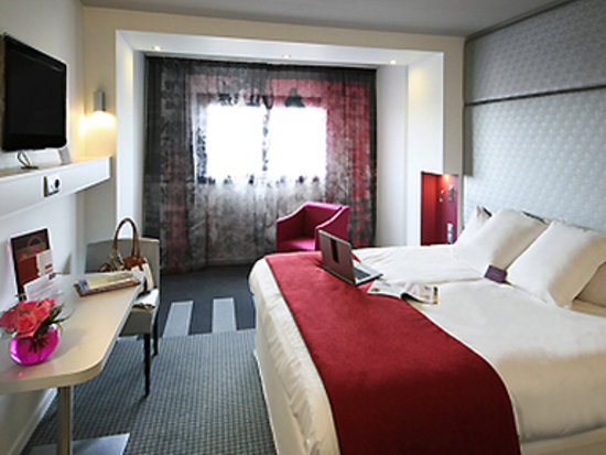 Mercure Paris Montmartre Sacre Coeur : Newly renovated superior bedrooms