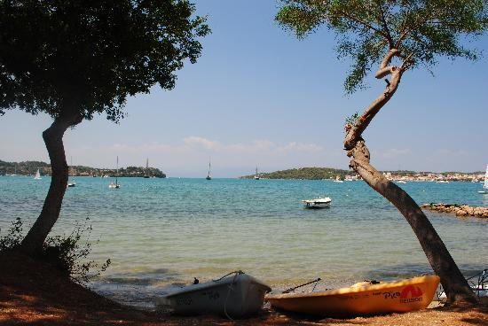 Porto Heli - walking around the natural harbour